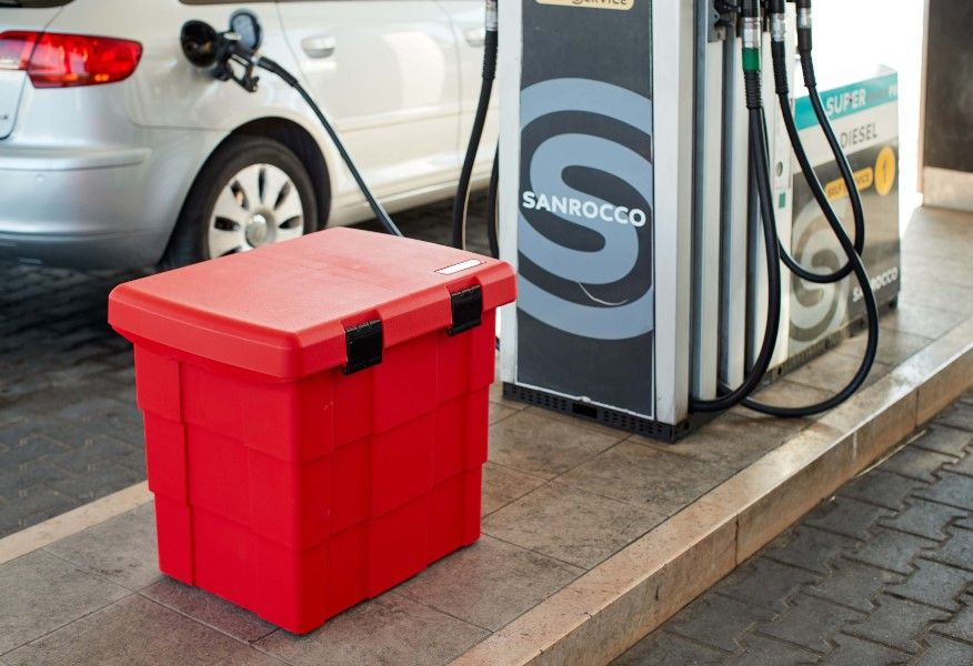 Fire Extinguisher Boxes & Cabinets