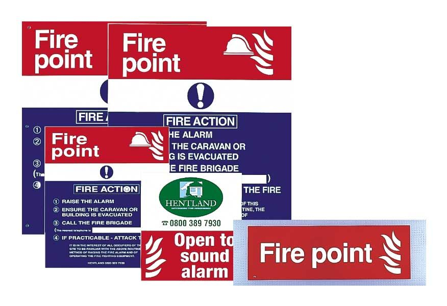 Fire Point Box Spares