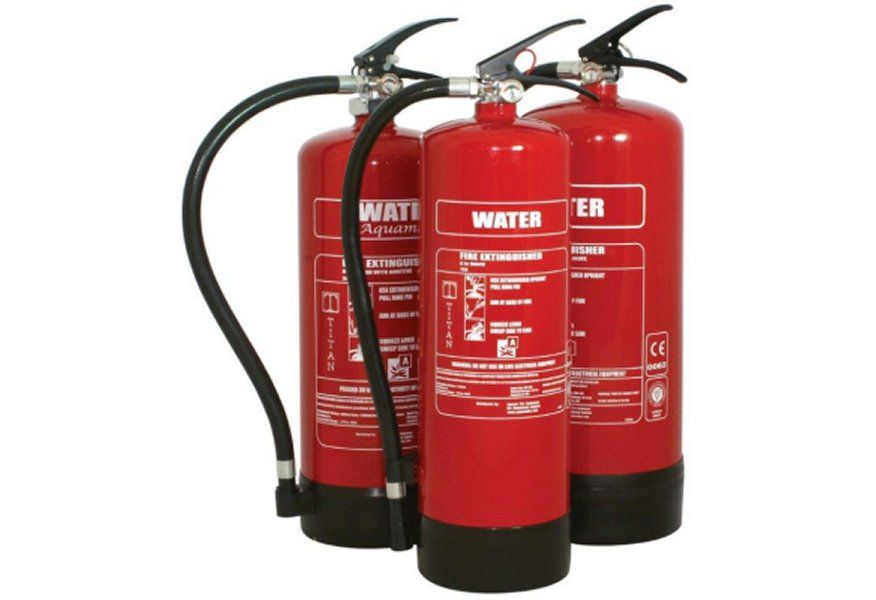 Rugged Fire Extinguishers