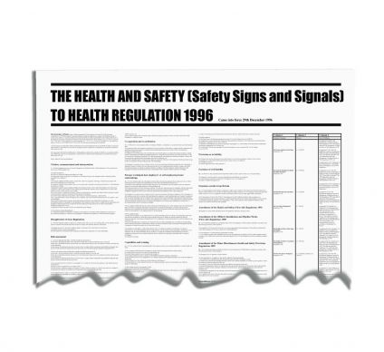 Health & Safety Signs & Signals