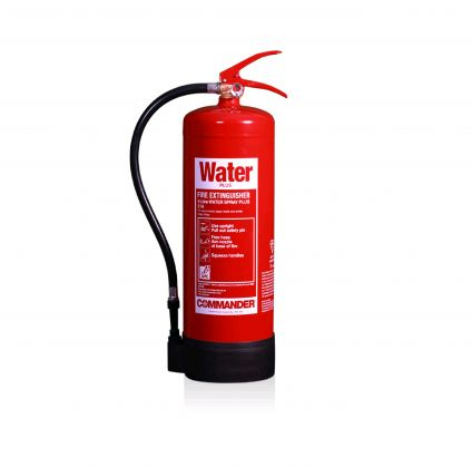 6 Ltr Water Extinguisher