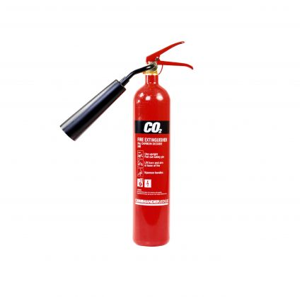 2 KG CO2 Fire Extinguisher
