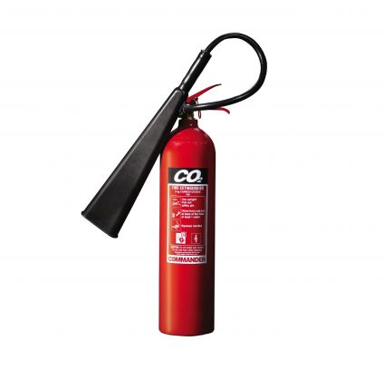5 KG C02 FIRE EXTINGUISHER - CLEARANCE