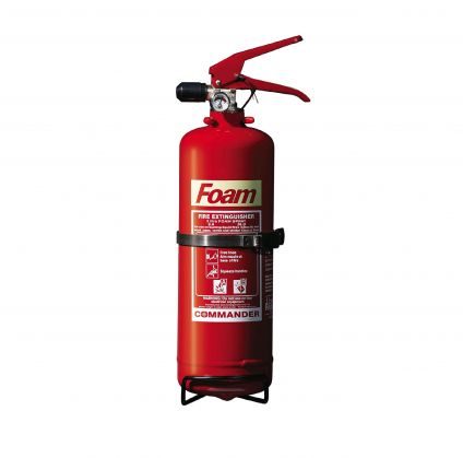 2 Ltr Foam Extinguisher