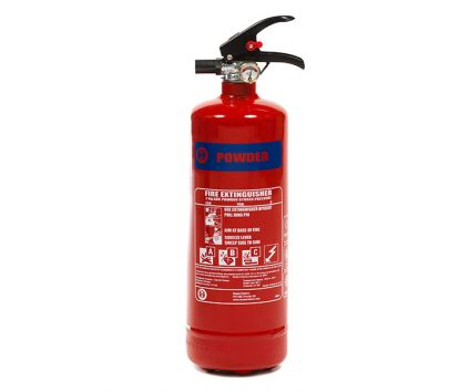 2 KG Dry Powder Extinguisher