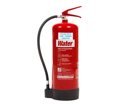 9 Ltr Rugged Water Extinguisher