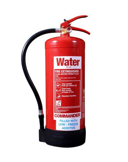 6 Ltr Rugged Water Extinguisher