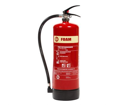 9 Ltr Rugged Foam Extinguisher