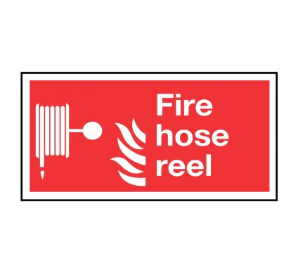 Fire Hose Reel - Rigid - 200mmx400mm