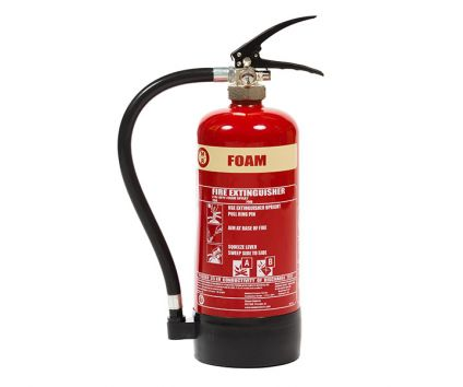 3 Ltr Rugged Foam Extinguisher
