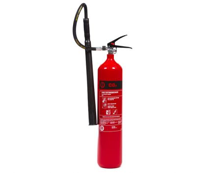 2 KG Rugged CO2 Extinguisher