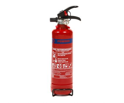 1 KG Rugged Dry Powder Extinguisher