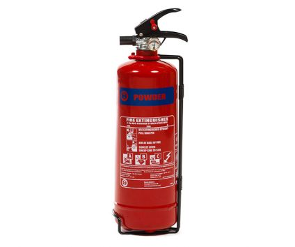 2 KG Rugged Powder Extinguisher