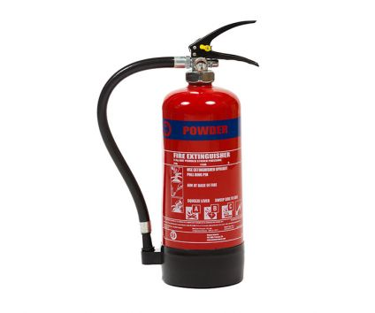 4 KG Rugged Powder Extinguisher