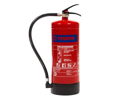 6 KG Rugged Powder Extinguisher