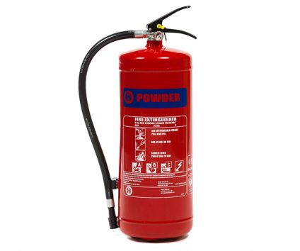 9 KG Rugged Powder Extinguisher