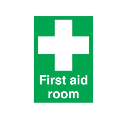 First Aid Room - S/A - 210mm x 148mm