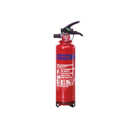 1 KG Dry Powder (Disposable Extinguisher)
